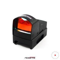 NICOARMS MICRO-RD kolimátor 1x25
