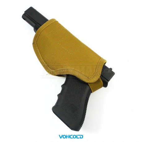 VONCOLD  Light-Top 21, pouzdro na pistoli opaskové, armádní pouštní