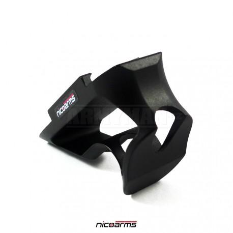 NICOARMS FORMINI-R5012, taktická rukojeť , černá, slitina hliníku