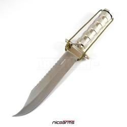 NICOARMS survival CAB-1001, Nůž na přežití