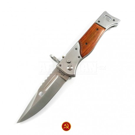 AK-47 CCCP - Vystřelovací nůž