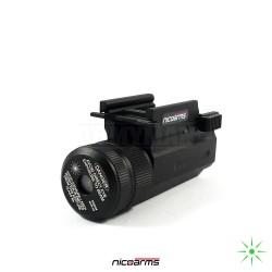 NICOARMS ATB-660 taktický laserový zaměřovač