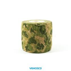 VONCOLD Camo-Strip-122 Maskovací páska Desert Camouflage