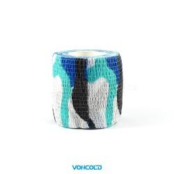 VONCOLD Camo-Strip-124 Maskovací páska Ocean camo