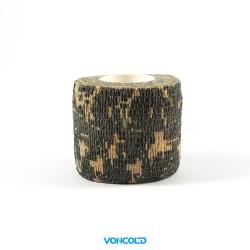 VONCOLD Camo-Strip-125 Maskovací páska ACU camo