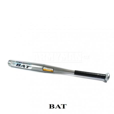 """BAT Defender Skull-1989 Baseball pálka, ocel, 25"""""""