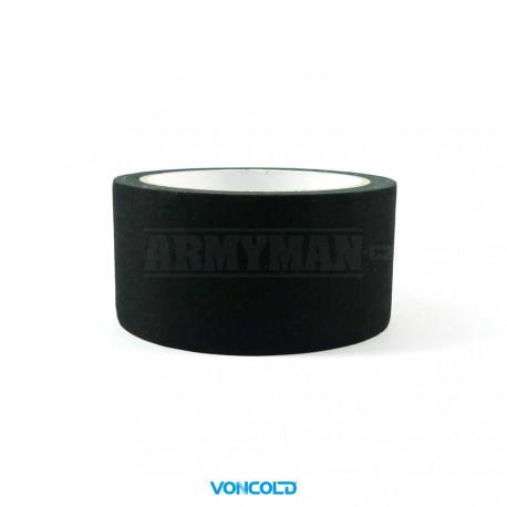 VONCOLD Camo-adhesive-506 maskovací lepící páska Black