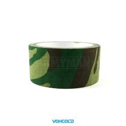 VONCOLD Camo-adhesive-508 maskovací lepící páska Woodland Camo