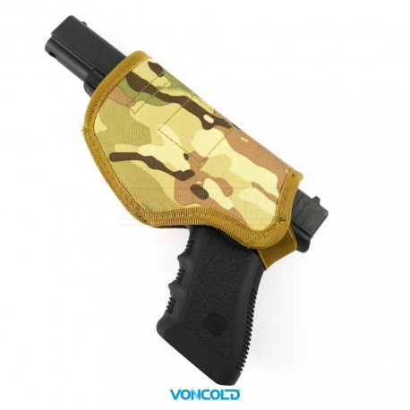 VONCOLD  Light-Top 22, pouzdro na pistoli opaskové, ACU