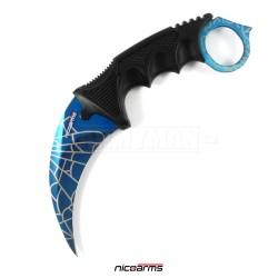 NICOARMS Karambit Smoke-18, Nůž s pevnou čepelí
