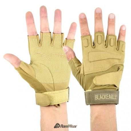 RamWear TAC-U502, taktické rukavice bezprsté