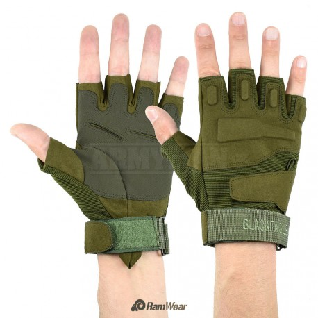 RamWear TAC-U503, taktické rukavice bezprsté