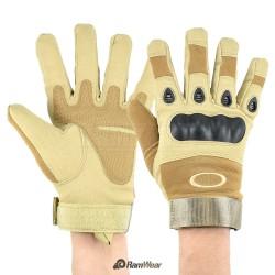 RamWear SA-T404, taktické rukavice polymer shock absorber