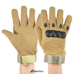 RamWear SA-T405, taktické rukavice polymer shock absorber