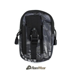 NICOARMS One-Bag Black, transport case, army black