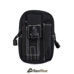 Ramwear Pocket-Bag-411, transportní kapsa na doklady, armádní černo-bílá