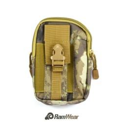 Ramwear Pocket-Bag-412, transportní kapsa na doklady, armádní jungle kamuflážní