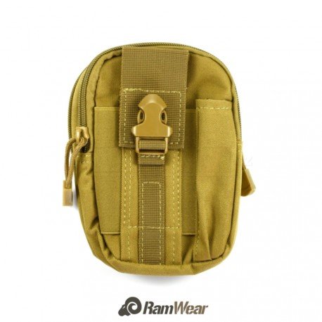 Ramwear Pocket-Bag-413, transportní kapsa na doklady, armádní khaki