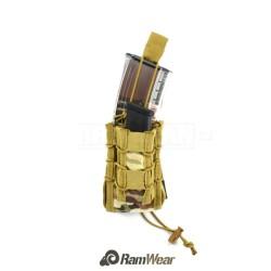 Ramwear Dust-dual-110, otevřená sumka pro dva zásobník