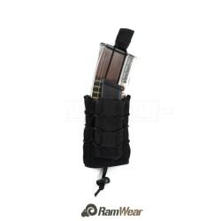 Ramwear Dust-dual-111, otevřená sumka pro dva zásobník
