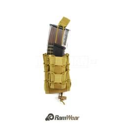 Ramwear Dust-dual-112, otevřená sumka pro dva zásobník