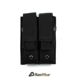 Ramwear 9mm-Dual-Killer-2266, uzavřená transportní sumka pro zásobníky