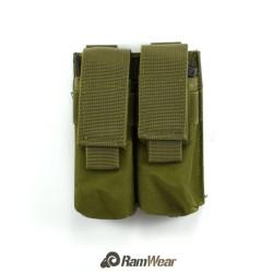 Ramwear 9mm-Dual-Killer-2366, uzavřená transportní sumka pro zásobníky