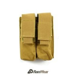 Ramwear 9mm-Dual-Killer-2466, uzavřená transportní sumka pro zásobníky