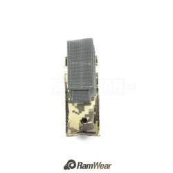 Ramwear 9mm-Dual-Killer-2466, Closed Transport Snap for Trays