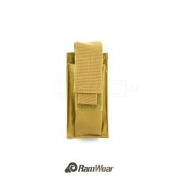 Ramwear 9mm-Single-Killer-5103, closed transport sump for the magazine