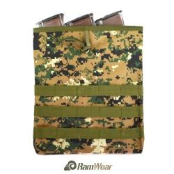 Ramwear Out-Single-Bag-7010, odhazovací vak pro zásobníky