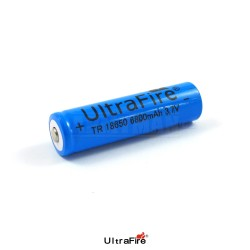 ULTRAFIRE TR-18650 3.7 V 6800 mAh Li-Ion Battery