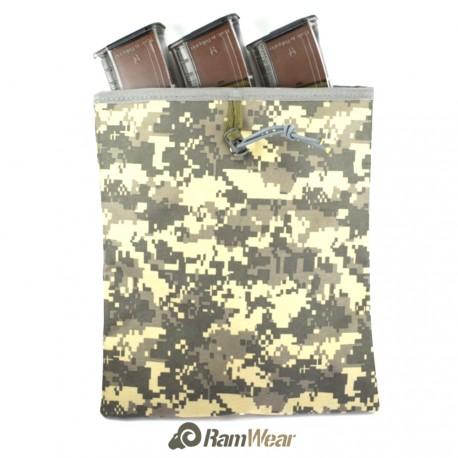 Ramwear Out-Single-Bag-7014, odhazovací vak pro zásobníky