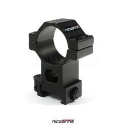 NICOARMS QD1022, 25,4,30mm Mounting ring