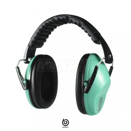 EAREST EP-12 blue, Střelecká sluchátka