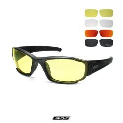ESS CDI Ballistic Polarized black, Střelecké brýle