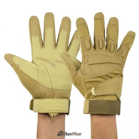 RamWear DEF-N700, taktické rukavice nylon shock absorber