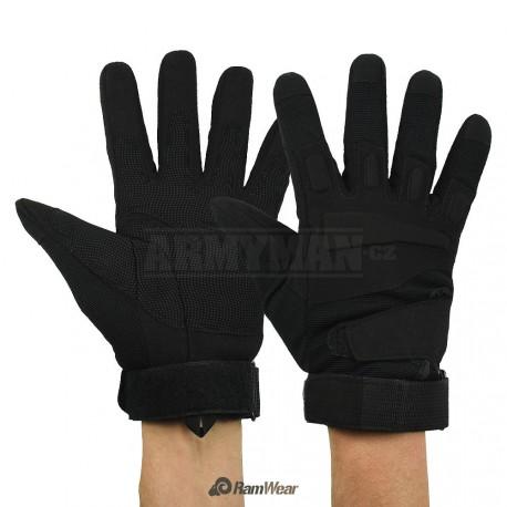 RamWear DEF-N703, taktické rukavice nylon shock absorber