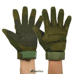 RamWear DEF-N704, taktické rukavice nylon shock absorber