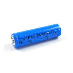 OEM Battery LC-18650 3.7 V 7800 mAh Li-Ion