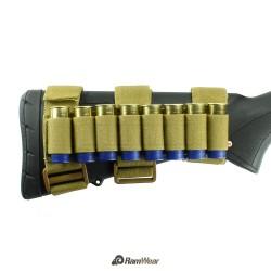RamWear Shotgun-8Round-Slip-152, transportní kapsa na brokovnicové náboje