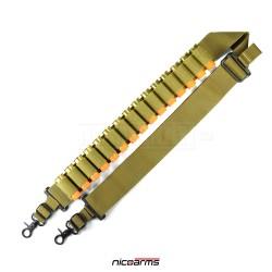 NICOARMS Shotgun-15Round-Trust-101, popruh na brokovnicové náboje