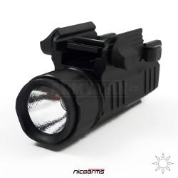 NICOARMS FLASHDAY-421 LED taktická svítilna