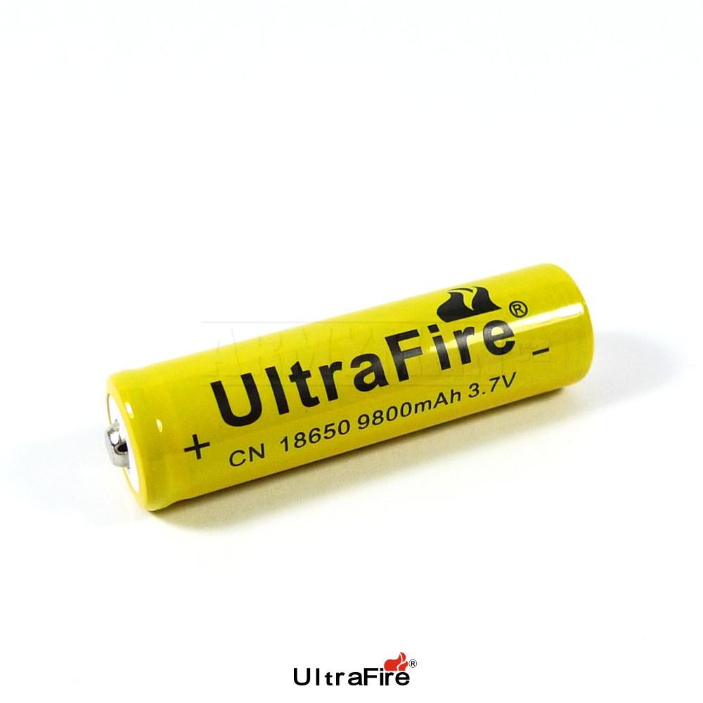 ULTRAFIRE battery CN-18650 3 7 V 9800 mAh Li-Ion - armyman cz