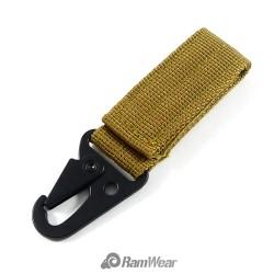 RAMWEAR tactical KeyHook-100, Carabiner