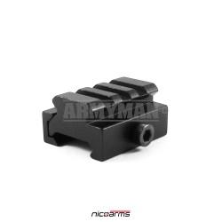 NICOARMS RA0822 profile-H rail