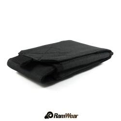 Ramwear CELL-Bag-51, transport pocket for phone, army black