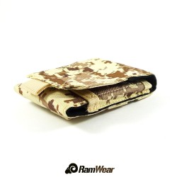 Ramwear CELL-Bag-60, transport pocket for phone, military desert digital