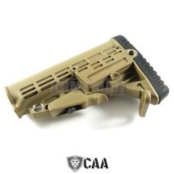 CAA COMMAND ARMS ACC Mil-spec, pažba pouštní