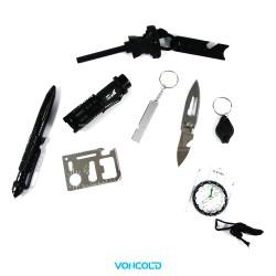 VONCOLD Survival-kits-TAS10/1, sada pro přežití 10v1